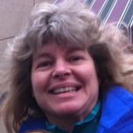 FLOW Aquatics swim instructor Kathie Fogg