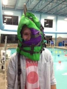 Chandler brings a spirit of fun and joyfulness to FLOW Aquatics!